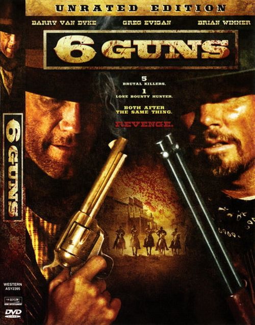 6 Guns movie