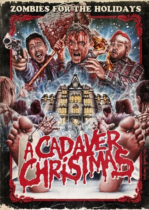 A Cadaver Christmas movie