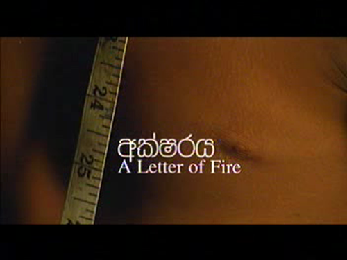Letter of Fire movie
