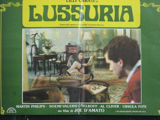 Lustful Mind movie