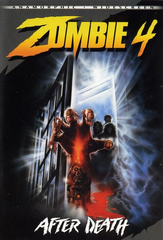 Zombie 4: After Death movie