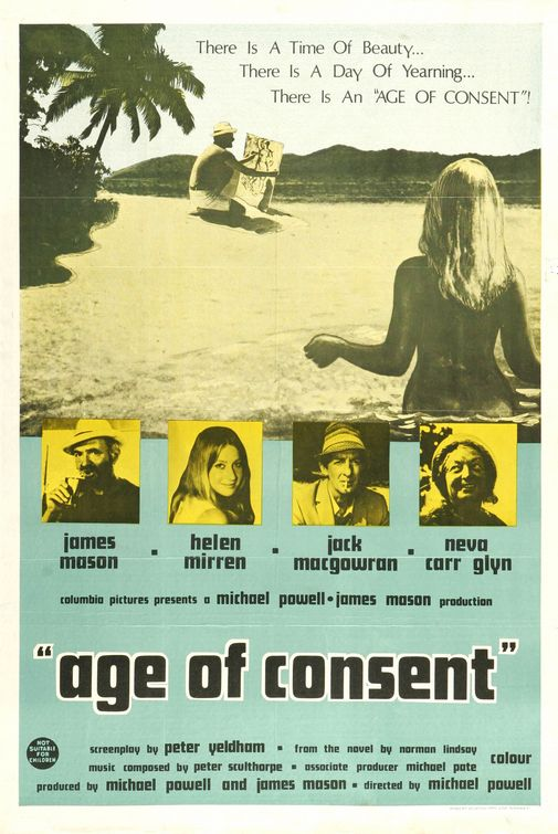Age of Consent movie