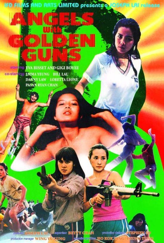 Angels with Golden Guns movie