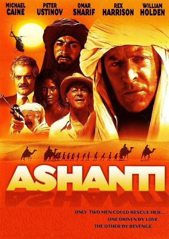 Ashanti movie