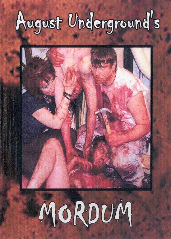 August Underground's Mordum movie