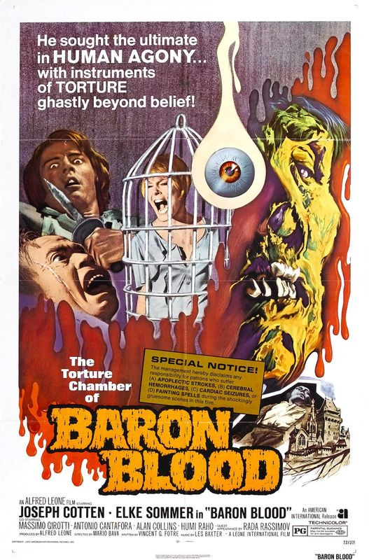 Baron Blood movie