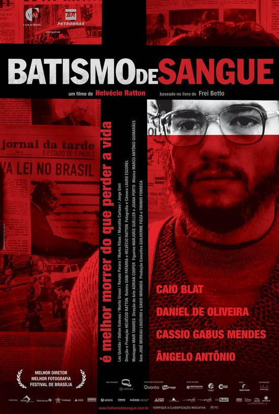 Batismo De Sangue movie