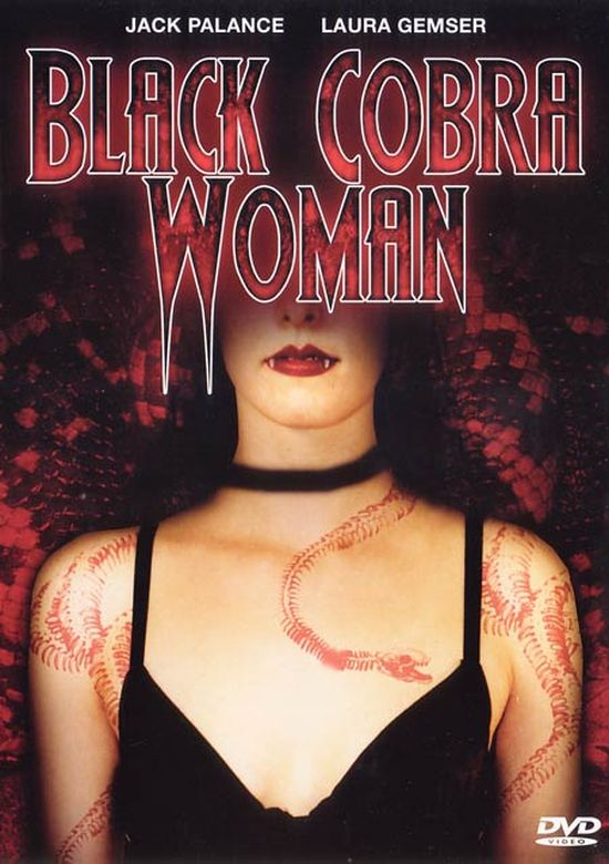 Black Cobra Woman movie
