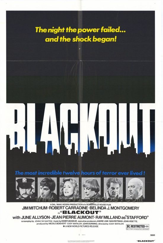 Blackout  movie