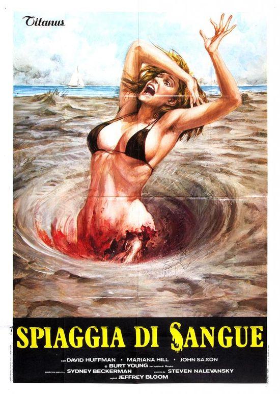 Blood Beach movie