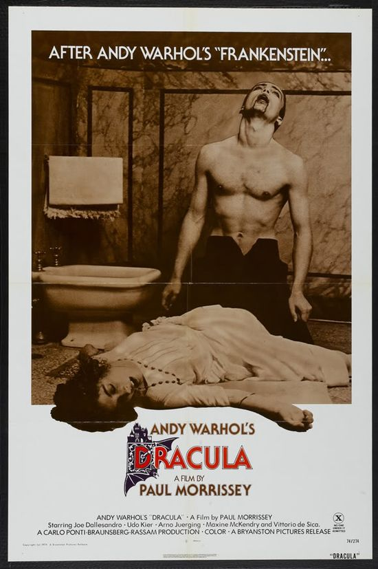 Blood for Dracula movie