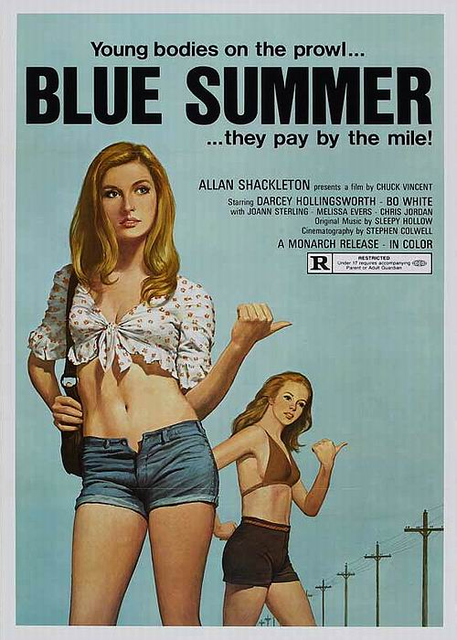 Blue Summer movie