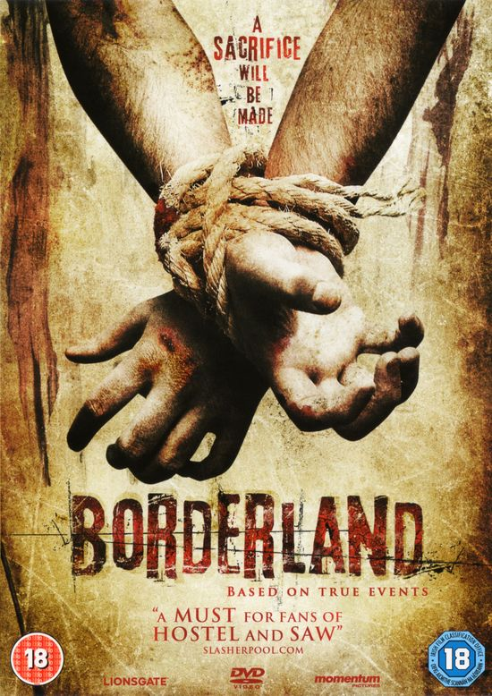 Borderland movie