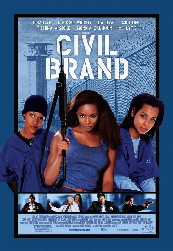 Civil Brand movie