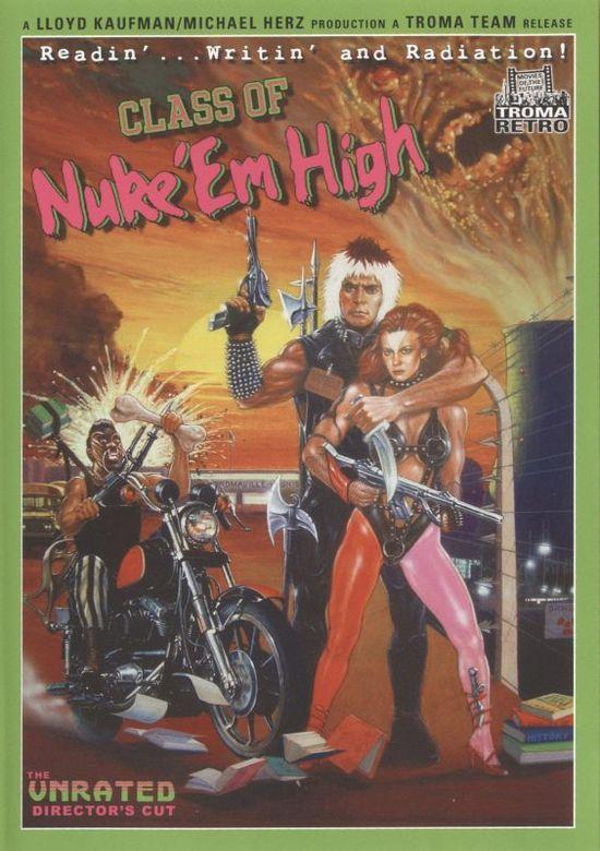 Class of Nuke 'Em High movie