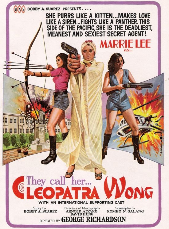 Cleopatra Wong movie
