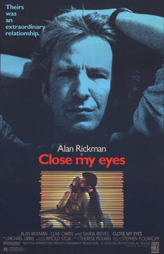 Close My Eyes movie