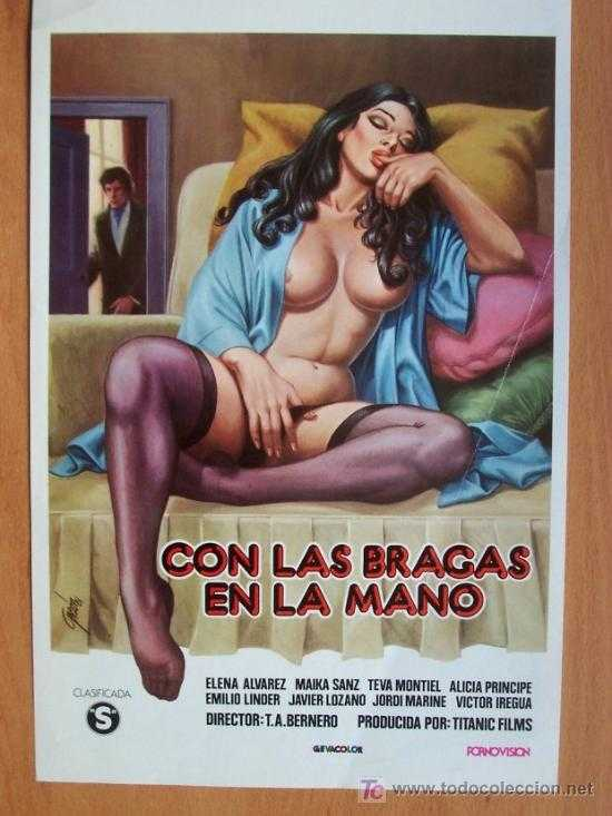 Con las bragas en la mano movie