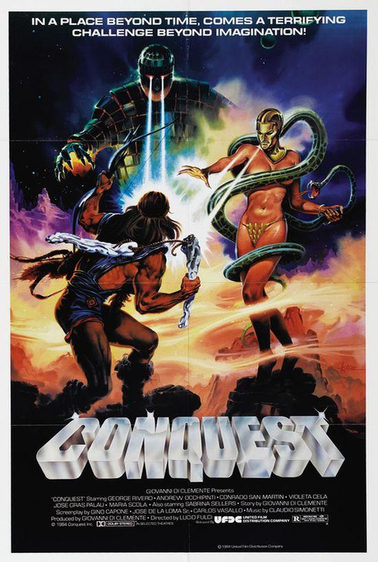 Conquest movie