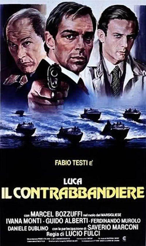 Contraband AKA Luca il contrabbandiere 1980