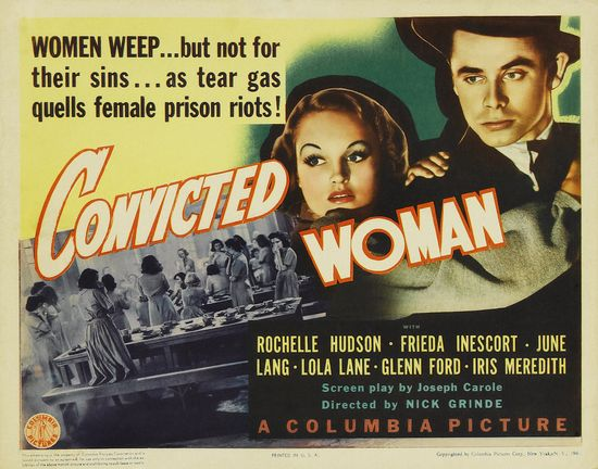 Convicted Woman movie