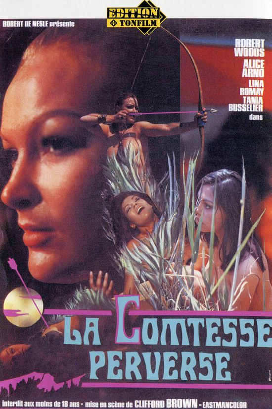 La Comtesse Perverse movie