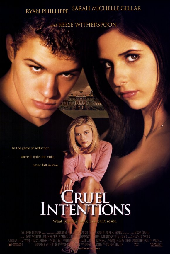 Cruel Intentions (1999) movie