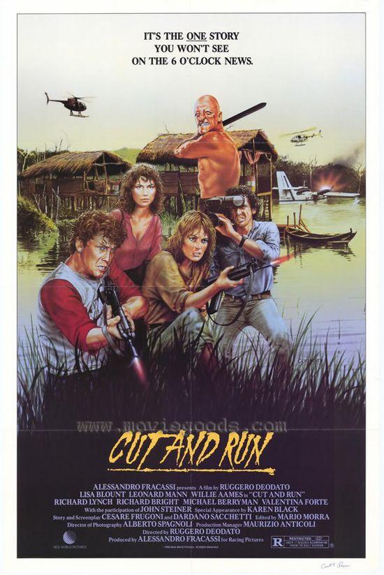 Cut and Run movie