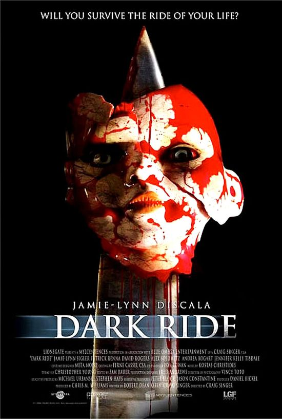Dark Ride movie
