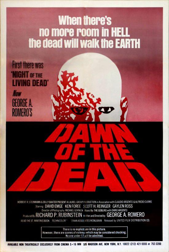 Dawn of the Dead movie