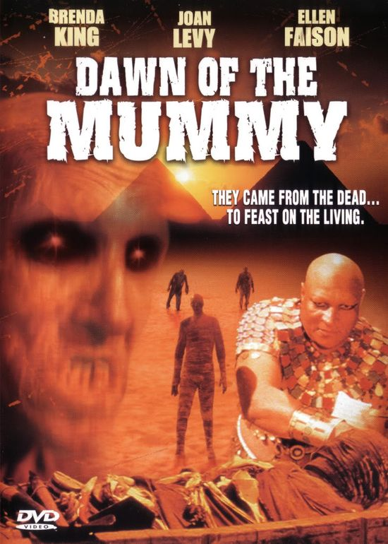 Dawn of the Mummy movie