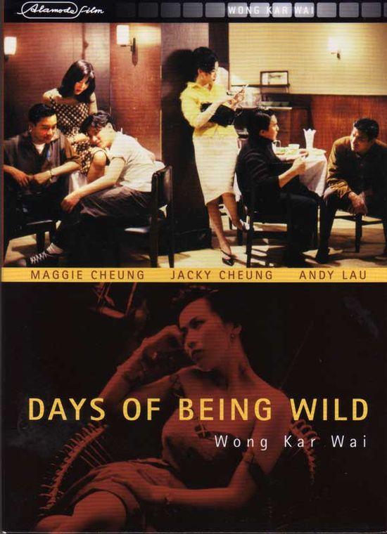 Days of Being Wild movie