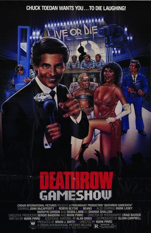 Deathrow Gameshow movie