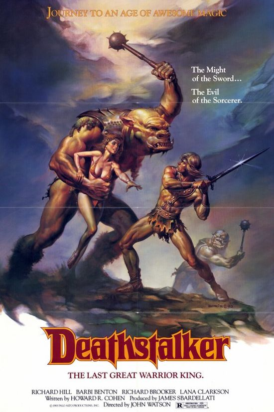 Deathstalker movie