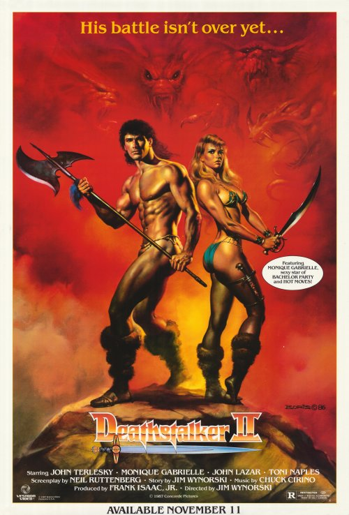 Deathstalker 2 movie