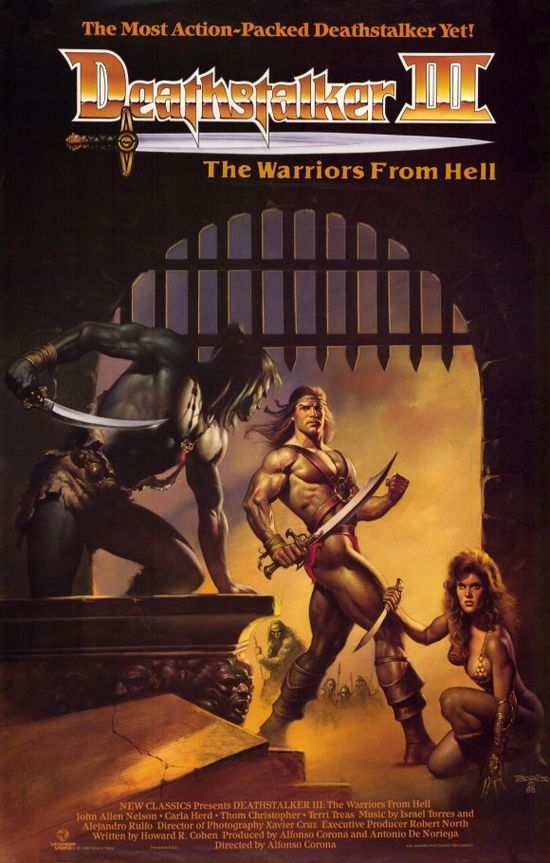 Deathstalker 3 movie