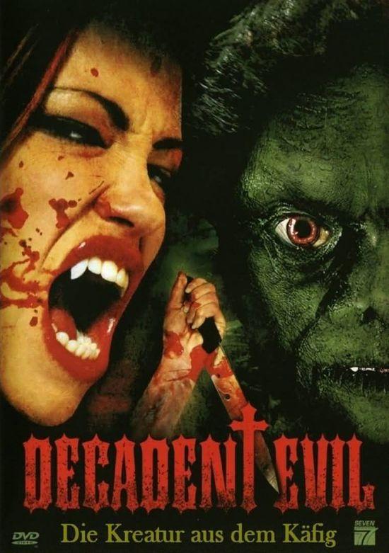 Decadent Evil movie