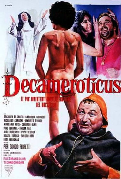 Decameroticus movie