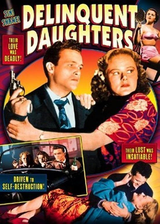 Delinquent Daughters movie