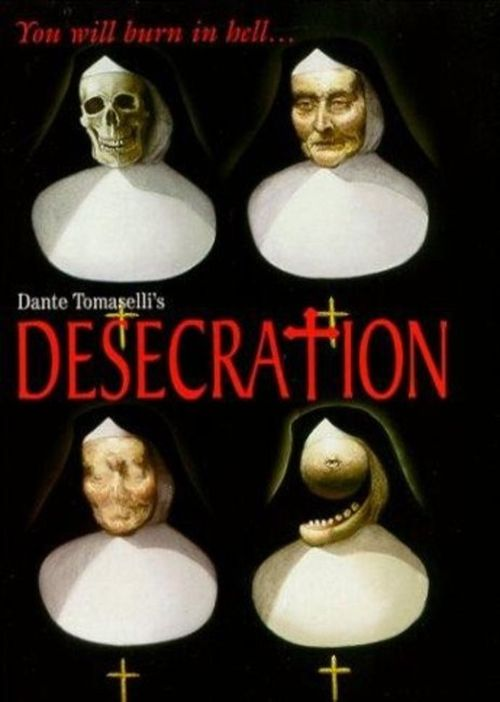 Desecration movie