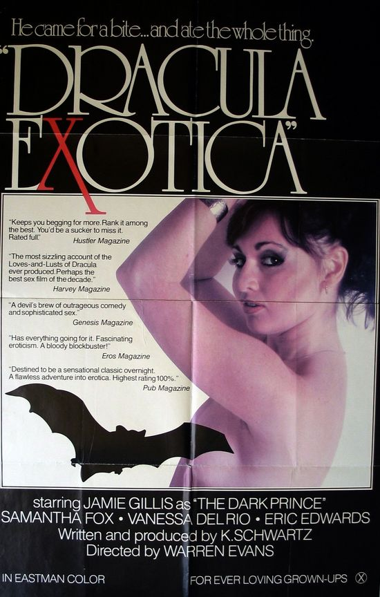 Dracula Exotica 1980