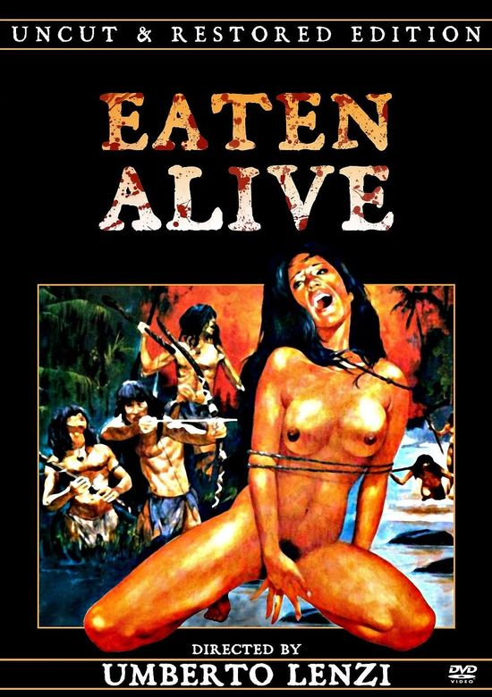 Eaten Alive! movie