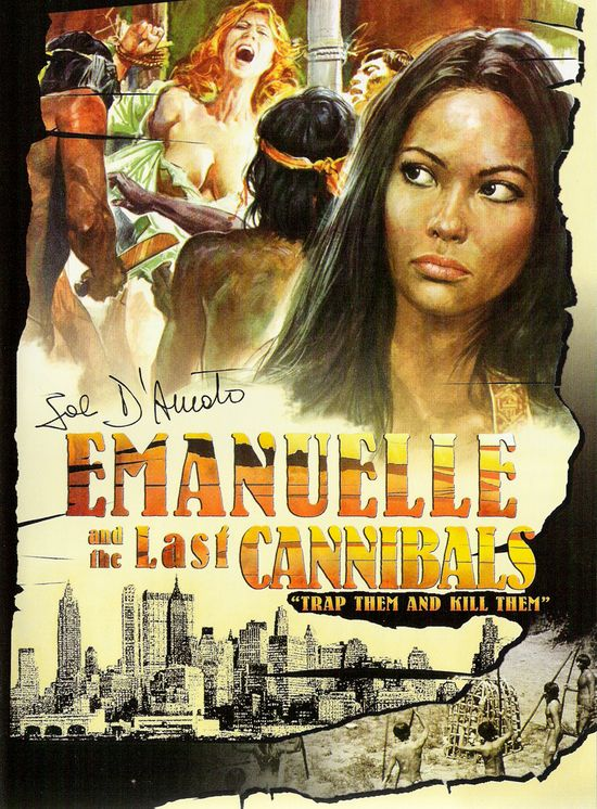 Emanuelle and the Last Cannibals movie
