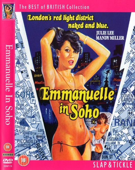 Emmanuelle in Soho movie