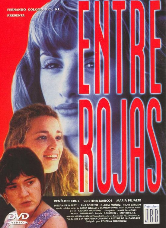 Entre rojas movie