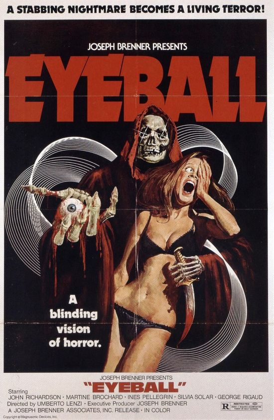 Eyeball movie