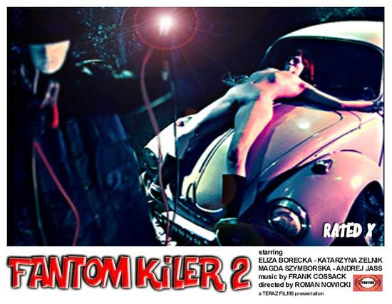 Fantom Kiler 2 movie