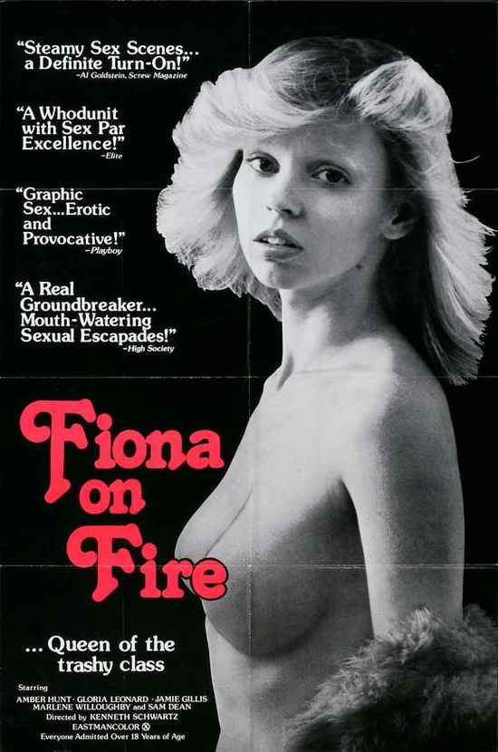 Fiona on Fire movie