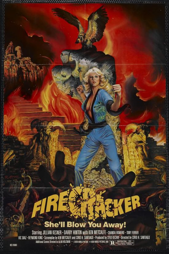 Firecracker movie