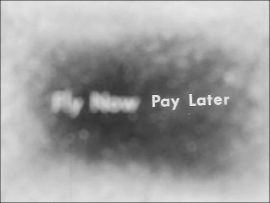Fly Now, Pay Later movie